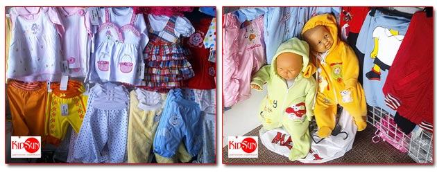 KID-SUN Детская одежда из Турции