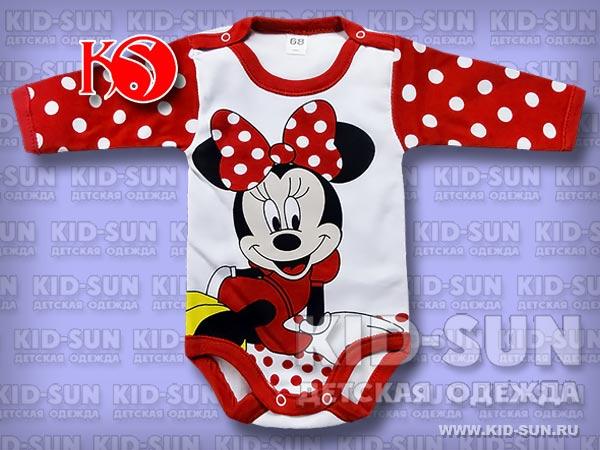 """Боди """"Baby Minnie"""""""