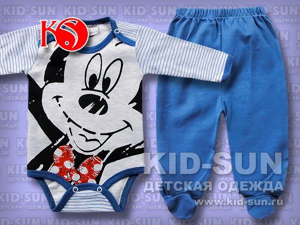 """Комплект """"Smile Mickey"""""""