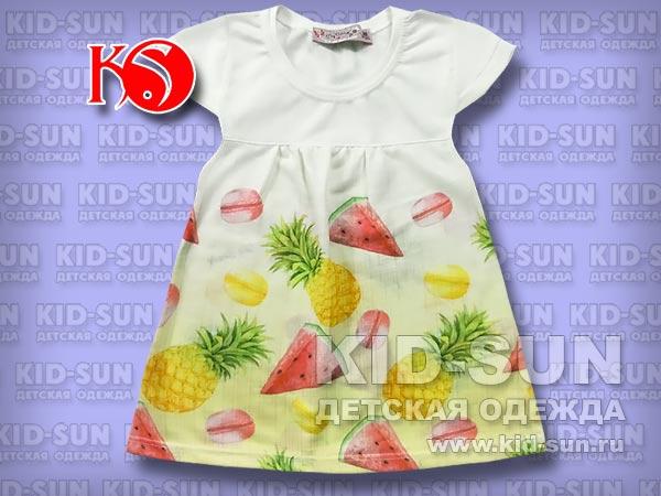 "Платье-туника ""Tropical Fruits"""