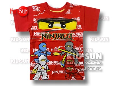 "Футболка для мальчика ""Ninjago"""