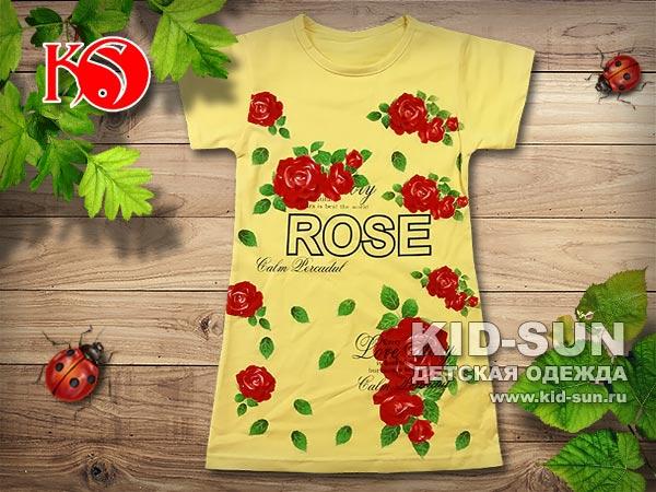 "Туника ""Rose"""