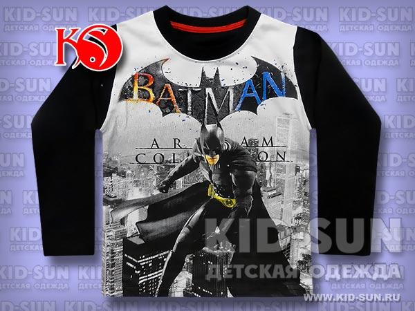 """Лонгслив для мальчика """"Batman"""""""