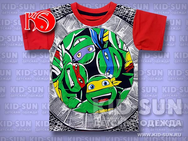 "Футболка ""Ninja Turtles"""