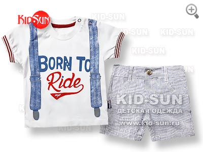 "Костюм ""Born To Ride"""
